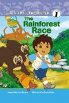 Rainforest Race - Lara Bergen, Corey Wolfe, Art Mawhinney