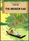 The Broken Ear - Hergé, Michael Turner, Leslie Lonsdale-Cooper