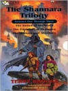 The Shannara Trilogy: Volumes One Through Three: The Sword of Shannara / The Elfstones of Shannara / The Wishsong of Shannara (MP3 Book) - Terry Brooks, Theodore Bikel