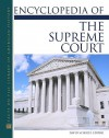 Encyclopedia Of The Supreme Court - David Schultz