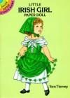 Little Irish Girl Paper Doll - Tom Tierney
