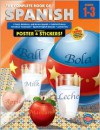 The Complete Book of Spanish, Grades 1 - 3 - American Education Publishing, American Education Publishing