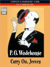 Carry On, Jeeves (MP3 Book) - P.G. Wodehouse, Jonathan Cecil