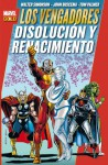 Los Vengadores: Disolución y renacimiento - Walter Simonson