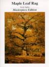 Maple Leaf Rag Masterpiece Edition - Scott Joplin