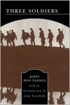 Three Soldiers - John Dos Passos, John Trombold