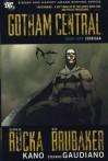 Gotham Central Deluxe Edition, Book 4: Corrigan - Greg Rucka, Ed Brubaker, Kano, Stefano Gaudiano