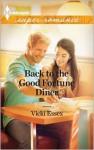 Back to the Good Fortune Diner - Vicki Essex