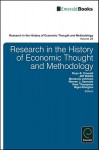Research in the History of Economic Thought and Methodology, Volume 28: Strategic Human Resource Management in Health Care - Ross B. Emmett, Jeff E. Biddle, Marianne F. Johnson, Warren J. Samuels, Noel Thompson