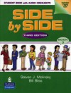 Side by Side 3 Student Book with Audio CD Highlights (Bk. 3) - Steven J. Molinsky, Bill Bliss