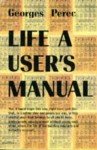 Life A User's Manual (Harvill Panther) - Georges Perec