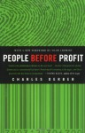 People Before Profit: The New Globalization in an Age of Terror, Big Money, and Economic Crisis - Charles Derber, Noam Chomsky