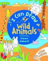 I Can Draw: Wild Animals - Simon Abbott