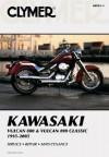 Kawasaki Vulcan 800 & Vulcan 800 Classic, 1995-2005 - Ed Scott