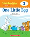 One Little Egg (Number Tales) - Jaime Lucero, Kelly Kennedy