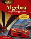 Algebra: Concepts and Applications, Volume 2 - Glencoe/McGraw-Hill