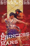 A Princess of Mars - Edgar Rice Burroughs, Frank Schoonover, Patrick Dorsey, Evan Willnow