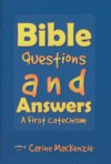 Bible Questions and Answers (Us Edition) - Carine Mackenzie