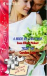 A 'Bride For Christmas' And 'Trust Me' (Silhouette Desire) - Joan Elliott Pickart, Caroline Cross