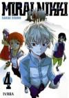 Mirai Nikki vol. 4 (Bolsillo con sobrecubierta) - Sakae Esuno
