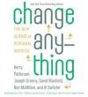 Change Anything - Kerry Patterson, Al Switzler, David Maxfield