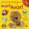 Noisy Peekaboo: Roar! Roar! - Dawn Sirett, Rachael Parfitt, Victoria Palastanga, Dave King