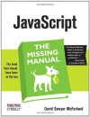 JavaScript: The Missing Manual - David Sawyer McFarland