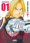 Fullmetal Alchemist Kanzenban 01 - Hiromu Arakawa