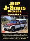 Jeep J-Series Pickups 1970-82 Performance Portfolio - R.M. Clarke