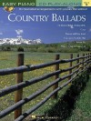 Country Ballads: Easy Piano CD Play-Along Volume 9 - Hal Leonard Publishing Company