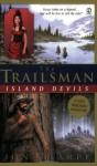 Island Devils (The Trailman Giant) - David Lawrence Robbins, Jon Sharpe