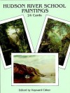 Cards: Hudson River School Paintings: 24 Art Cards - NOT A BOOK