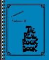 The Real Rock Book - Volume II - Hal Leonard Publishing Company