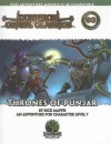 Dungeon Crawl Classics 60: Thrones Of Punjar - Goodman Games