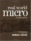 Real World Micro - Daniel Fireside, Chris Tilly, The Dollars & Sense Collective