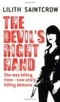 The Devil's Right Hand - autor nieznany