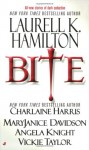 Bite - Angela Knight, Laurell K. Hamilton, Charlaine Harris