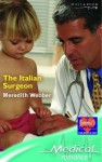 The Italian Surgeon - Meredith Webber