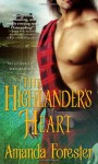 Highlander's Heart: Highlander's Series, Book two - Amanda Forester
