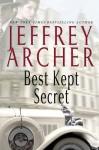 Best Kept Secret (Audio) - Jeffrey Archer, Alex Fox Jennings