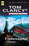 Todesspiel (Tom Clancy's Net Force Explorers, #2) - Diane Duane, Tom Clancy, Steve Pieczenik