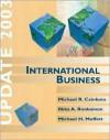 International Business Update 2003 - Michael R. Czinkota, Michael H. Moffett, Ilkka A. Ronkainen