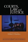 Courts, Law, And Justice (Key Issues In Crime And Punishment) - William J. Chambliss
