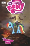 My Little Pony Micro-Series, #2: Rainbow Dash - Ryan K. Lindsay, Tony Fleecs