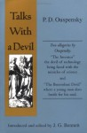 Talks with a Devil - P.D. Ouspensky, John Godolphin Bennett