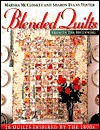 Blended Quilts From In The Beginning - Marsha McCloskey