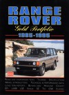 Range Rover 1985-1995 -Gold Portfolio - R.M. Clarke