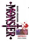 Monster, Capítulo 4: Ayse's Friend (Naoki Urasawa's Monster, #4) - Naoki Urasawa, 浦沢 直樹, Agustín Gómez Sanz