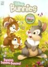 Bunnies, Bunnies, Bunnies With Sticker (Disney Bunnies) - Kitty Richards, Mario Cortes, John K. Raymond