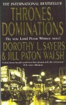 Thrones, Dominations - Dorothy L. Sayers, Jill Paton Walsh